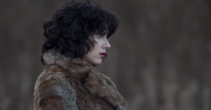 Johansson in Under the Skin