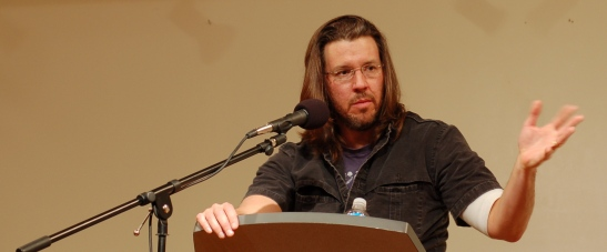 David Foster Wallace by Steve Rhodes